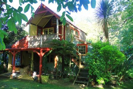 The James K. Baxter Cottage
